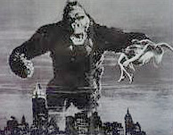 Just because he is big and muscular doesn't necessarily mean he's hung like Kong.